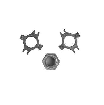 Propellermutterkit Mercury